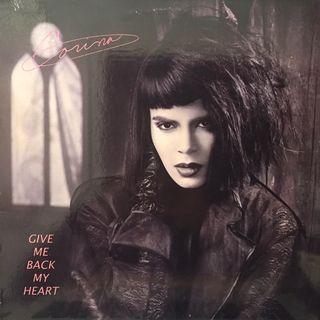 CORINA:GIVE ME BACK MY HEART(JACKET F)