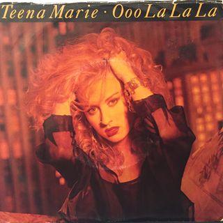 TEENA MARIE:OOO LA LA LA(JACKET A)