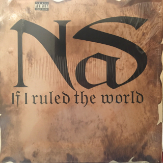 NAS:IF I RULED THE WORLD(JACKET A)
