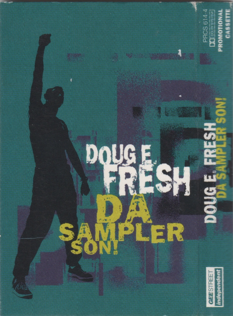 DOUG E. FRESH:DA SAMPLER SON!-1